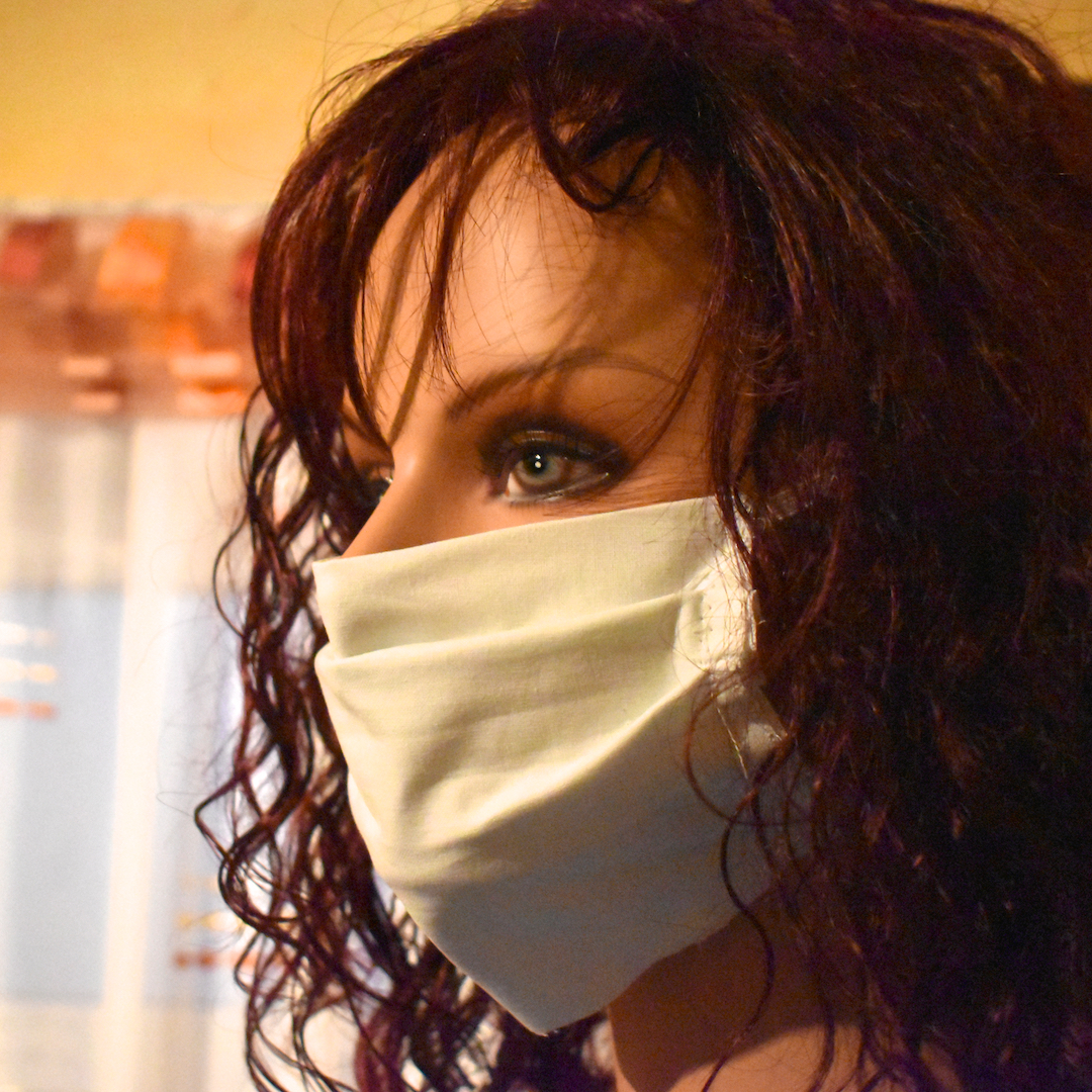 Welcher Stoff Für Gesichtsmaske